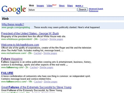 googlebombing
