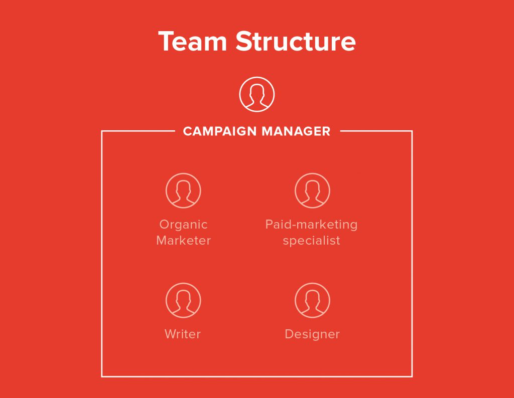 team structure diagram