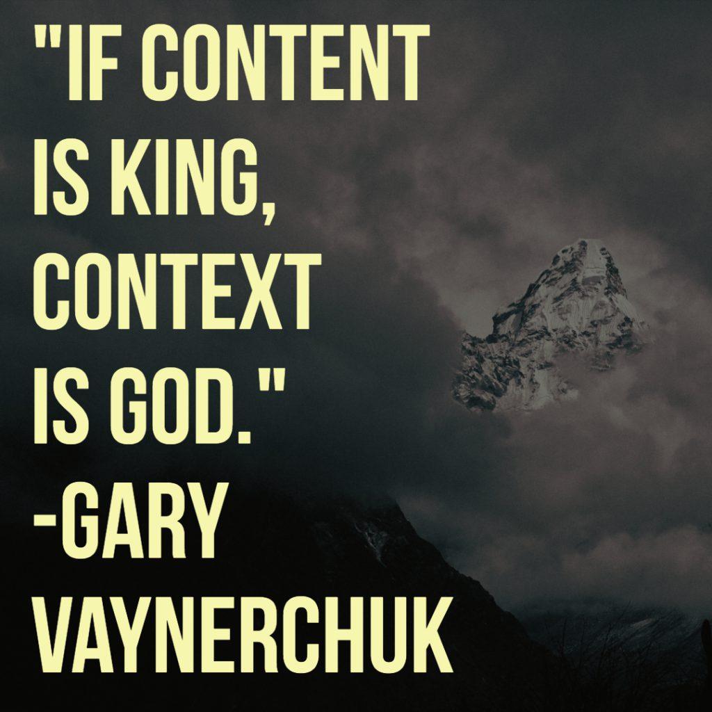 gary vaynerchuck quote