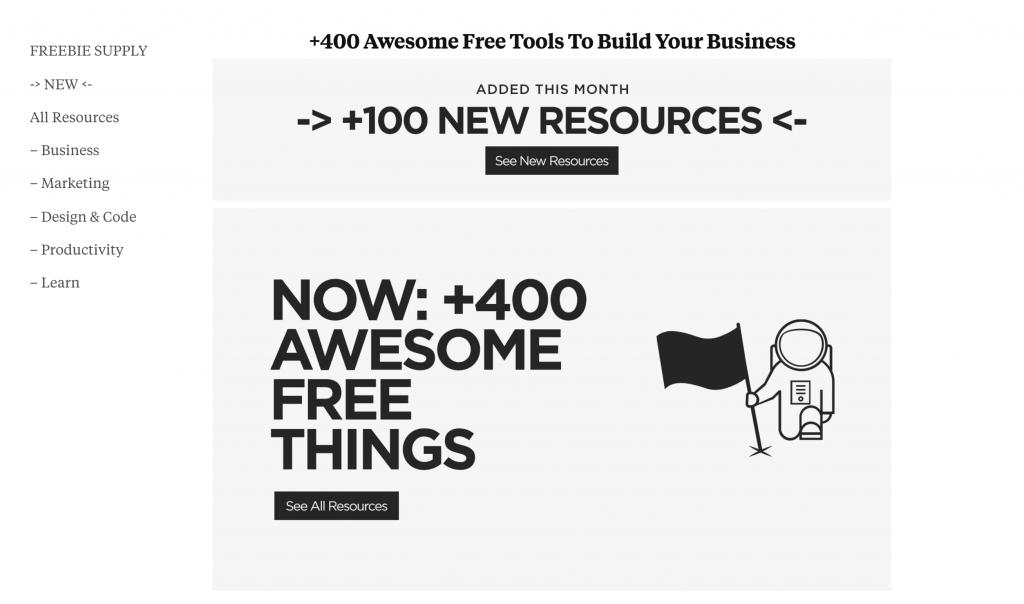 Growthsupply.com Screenshot