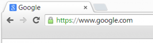 HTTPS example