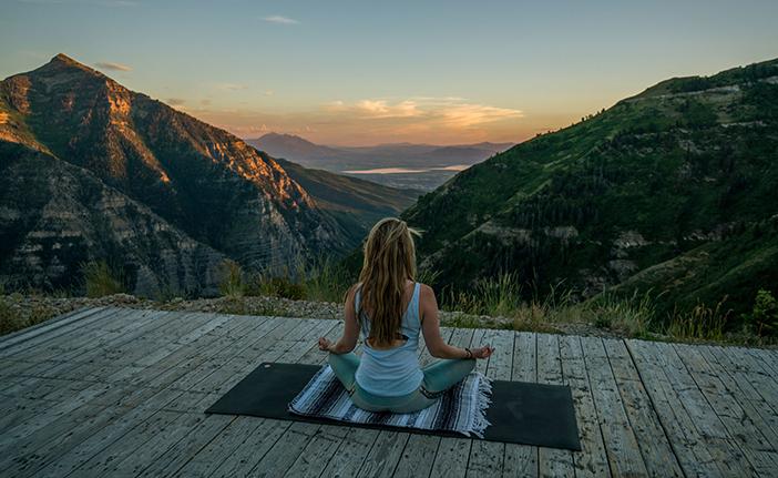 Yoga at Mastermind 2020